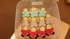 My xmas biscuits