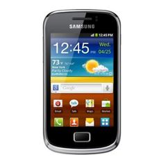 Samsung GALAXY mini 2 features some pretty decent hardware for smartphone entrants on A budget. A 3.27-inch display with an HVGA resolution (320x480), Android 2.3 Gingerbread OS, 800MHz processor, HSDPA 7.2Mbps, 3-megapixel fixed-focus camera, 4GB of internal storage and Samsung's free messaging service ChatON.