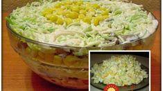 Dajte ho v nedeľu k rezňom namiesto zemiakov a nebude vám ťažko: Výborný zelerový šalát, pomôže aj pri chudnutí! Macaroni And Cheese, Cabbage, Food And Drink, Rice, Cooking Recipes, Vegetarian, Treats, Vegan, Baking