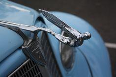 1937 Willys Hood Ornament