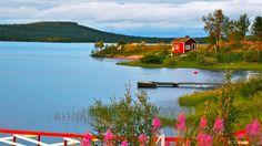 Beautiful Finland Lake