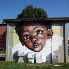 Ideas For Cool Street Art Graffiti Beautiful Murals Street Art, 3d Street Art, Urban Street Art, Amazing Street Art, Art Mural, Street Art Graffiti, Street Artists, Wall Street, Graffiti Artwork