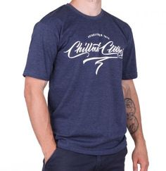 Koszulka Chillout Cths Calligraphy DB