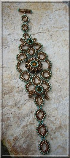 free beaded bracelet patterns | Beaded Bracelet Patterns
