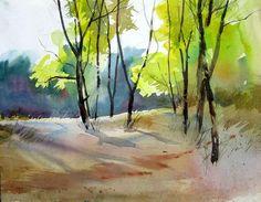 Milind Munick | #art #watercolor #painting #pixelle