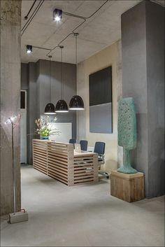 Офис Dizaap от Сергея Махно   Design Zoom