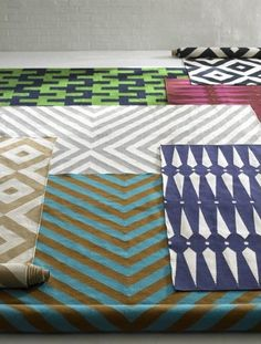 Jonathan Adler is one of my favourite designers.I love how he combines a retro theme with a great new modern sensibility.