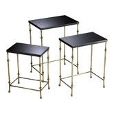 Found it at Wayfair - Sanders 3 Piece Nesting Tables