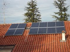 Impianto fotovoltaico ad ANCONA da 3,00 kWp su copertura - 12 moduli ALEO in SILICIO POLICRISTALLINO da 240 Wp