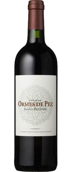 Château Ormes de Pez 2010 - Saint-Estèphe - 16/20 : Dense, compact, serré, long, austère http://avis-vin.lefigaro.fr/vins-champagne/bordeaux/medoc/saint-estephe/d20476-chateau-ormes-de-pez/v20757-chateau-ormes-de-pez/vin-rouge/2010