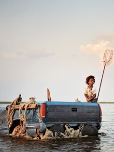 Beasts of the Southern Wild - filmed here! In South Louisiana, Houma, Montegut, and onwards