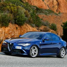2017 Alfa Romeo Giulia Quadrifoglio The gestation of the Alfa Romeo Giulia has been as complicated as the plot line of an Italian telenovela ......