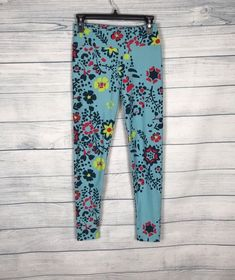 eb6356a17a1c05 Lularoe Leggings (One Size) In Excellent Condition #fashion #clothing  #shoes #