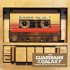 Guardians of the Galaxy: Awesome Mix Vol. 1: Amazon.co.uk: Music