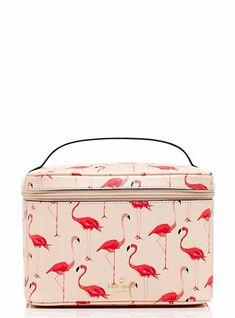 Flamingo Cake Plate - Trend We Love: Pink Flamingos - Lonny
