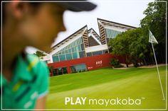 Eyes on the prize… #PLAYmayakoba #golf #golfcourse