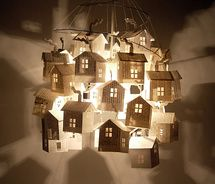 magic paper house light by hutch studio picture on VisualizeUs