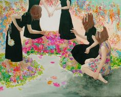 contemporary-japanese-art-naomi-okubo-japanese-figurative-artists+%282%29