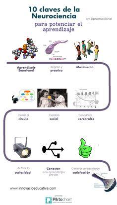10 claves de la Neurociencia para potenciar el aprendizaje