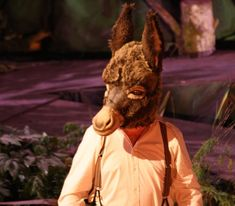 Nick Bottom was very important in a Midsummer night's dream