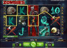 Tak vstupte do oblasti apokalyptické zábavy a vyzkoušejte si automaty Zombies online.  http://www.3demanty.com/hry/automaty-zombies-online  #3demanty #Jackpot #HraciAutomaty #VyherniAutomaty #Zombies #Hry