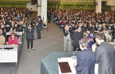 Diplomatici in erba all'Onu. L'ambasciatore Cardi parla a 1500 studenti. 776 di loro sono italiani | America Oggi