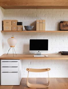 styling tips for every room - home office design idea Office Nook, Home Office Space, Office Workspace, Home Office Design, Home Office Decor, House Design, Home Decor, Office Ideas, Study Nook