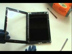 How to replace a cracked iPad screen