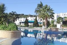 The largest pool of Club Albufeira