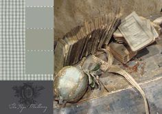 The Paper Mulberry for lovely palettes ...