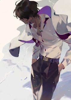 Character Concept, Character Art, Concept Art, Art Anime, Manga Art, Pixiv Fantasia, Anime Lindo, Art Reference Poses, Boy Art