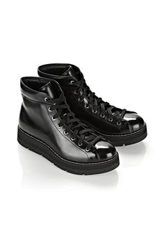 ALEXANDER WANG COLE HIGH TOP BOOT BOOTS