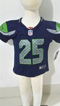 dc2147b7a Toddler Nike Seattle Seahawks  25 Richard Sherman Royal Blue Team Color  Stitched Elite Jersey. smithyjerseys · Toddler NFL ...