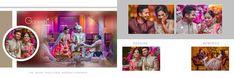 Advance 2018 Wedding Album 12x36 PSD Layout Sheet