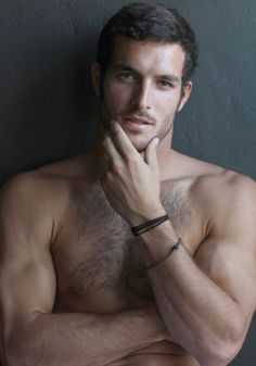 Justice Joslin  and let me just say that the hairy chest is muy sexy!