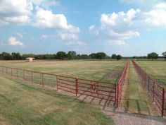 North Texas horse property