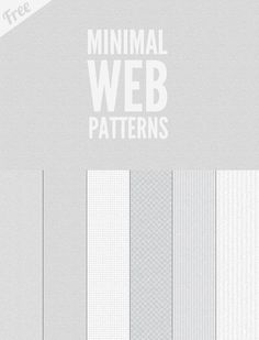 20 Useful Free Photoshop Patterns 16 – Downgraf - Design Weblog For Designers