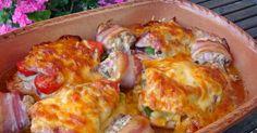 A rakott szelethúsok a legfinomabb és legmutatósabb komfort ételek. Az, hogy egyszerű az elkészítésük nem jelenti azt, hogy nem elég ünn...
