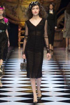 Défilé Dolce & Gabbana Automne-Hiver 2016-2017 86