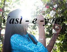 "Check out new work on my @Behance portfolio: ""Vasl - e - Yaar"" http://be.net/gallery/51493375/Vasl-e-Yaar"