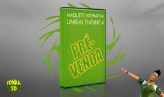 Novo curso Maquete Interativa Unreal engine 4 disponível como pré-venda. Confira as vantagens > http://tonka3d.com.br/blog/pre-venda-curso-maquete-interativa-unreal-engine-4/