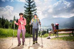 (mit Sport Kessler) #style bergauf! Auf dem Gipfelselfie gut aussehen? Wir beraten dich gerne. #kleinwalsertal  #outdoor #trekking