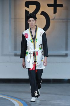 B+ by Beautyperry Spring/Summer 2016 - Mercedes-Benz Fashion Week China | Male Fashion Trends