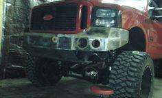 Custom front bumper - Page 12 - PowerStrokeNation : Ford Powerstroke Diesel Forum