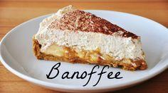 Receita torta Banoffee