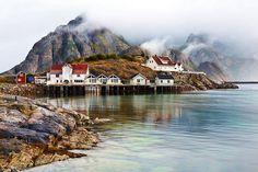 Henningsvær - Pixdaus