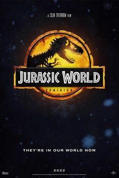 Film Jurassic World, Jurassic Movies, Jurassic Park Series, Joe Johnston, World 2020, The Lost World, Falling Kingdoms, Animal Facts, Teaser