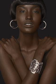 crystal-black-babes:  Fatima Siad - Ethiopian Black Model Fatima Siad - Picture Gallery | Black Models from Ethiopia | Most Popular Black Model Pictures
