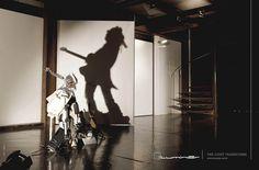 "Iluminar: Conductor, Ballerina, Keith Richards ""The Light Transforms"""