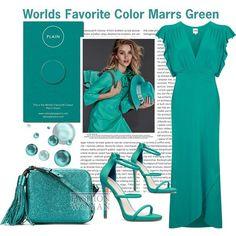 Worlds Favorite Color Marrs Green // Самый любимый цвет в мире Core Wardrobe, Green Nails, Green Colors, Bunt, Favorite Color, Turquoise, Womens Fashion, Inspiration, Decorating